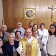 Msza św. na zakończenie roku pracy i formacji WŻCH