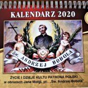 Nowe kalendarze na 2020 rok
